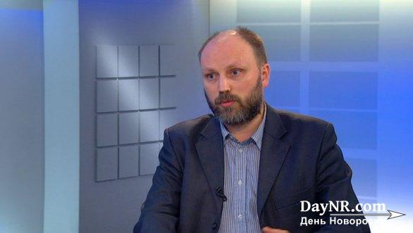 Владимир Рогов. Нечисти не терпится пролить как можно больше крови жителей Украины
