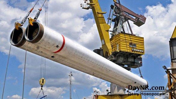 «Газпрому» разрешили строить вторую нитку «Турецкого потока»