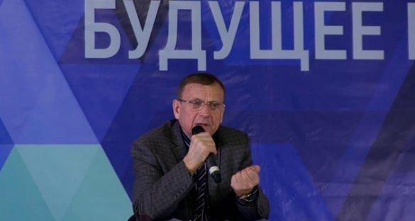 Виктор Алексеевич Ефимов. Экономика развития человека и общества