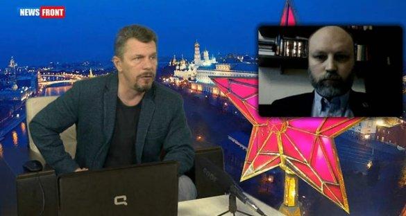 Владимир Рогов. Киев готовит очередной удар по Новороссии и русскому миру