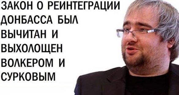 Дмитрий Корнейчук. Большая сделка между Путиным и Трампом идёт полным ходом