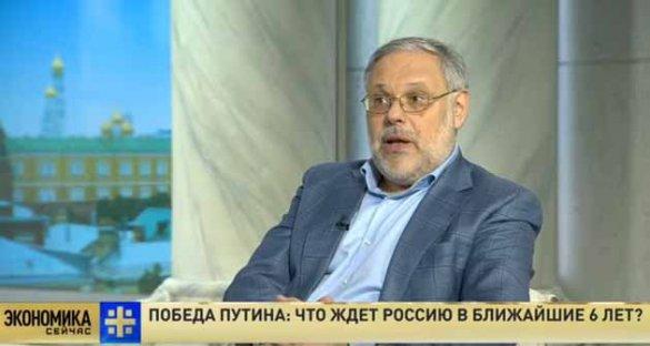 Михаил Хазин. Победа Путина