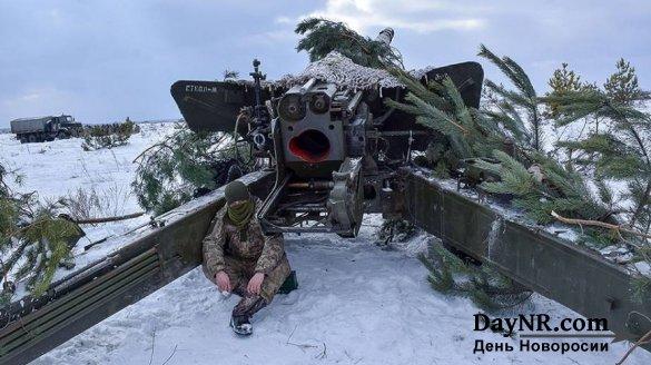 Миссия ОБСЕ: украинские военные разместили артиллерию в огородах мирных жителей Донбасса
