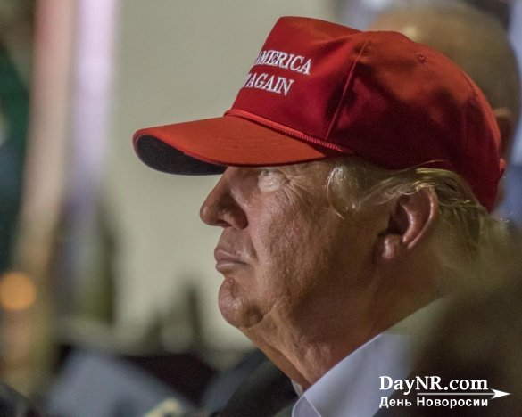 Трамп пообещал уйти из Сирии