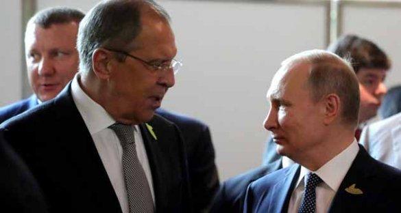 Александр Халдей. Кто и зачем отправляет в отставку Лаврова