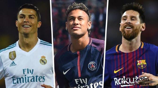 Самые одаренные футболисты