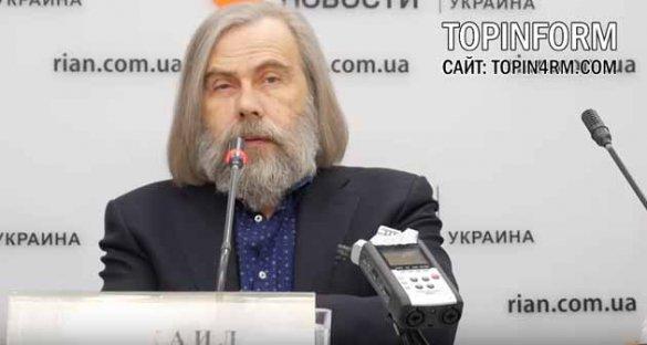 Михаил Погребинский. Полоса русофобской инерции