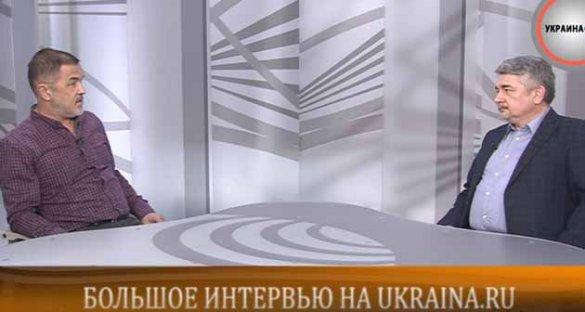 Ростислав Ищенко в гостях у Искандера Хисамова