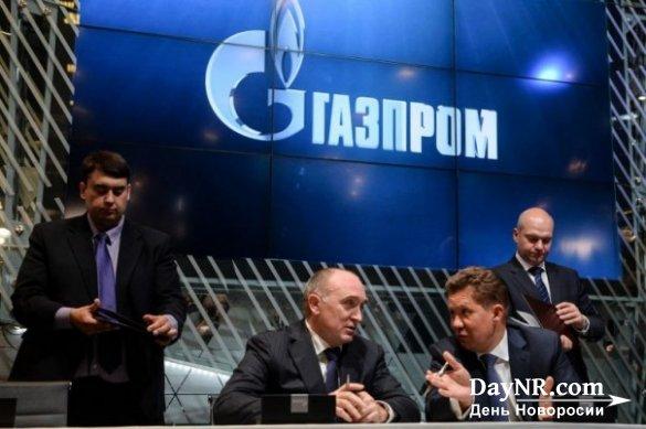 Газпром: в 2019 году Украину ждет новый контракт на транзит газа