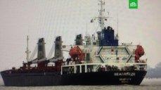 Украинские пираты арестовали еще одно российское судно