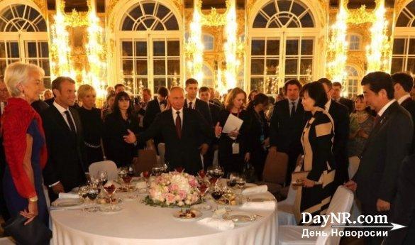 Будни международной изоляции России