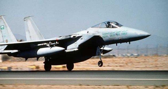 ВВС арабских монархий: к глобальной войне готовы!
