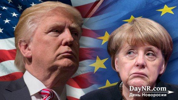 Foreign Policy: США готовы ввести санкции против европейских компаний из-за «Северного потока»