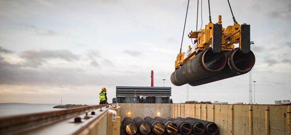 Швеция одобрила строительство «Северного потока-2»