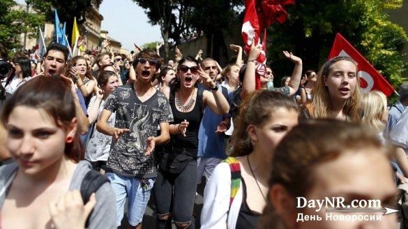 Душит рынок: каждый четвертый молодой итальянец — безработный