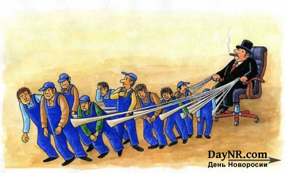 Михаил Хазин. Мечта наших верхов — сословное общество