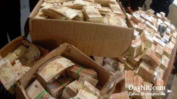 Стало известно куда делись 9 млрд рублей Захарченко