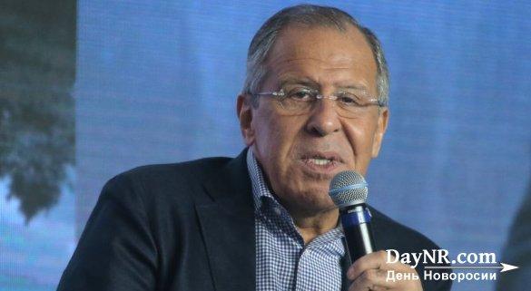 Сергей Лавров выступил на Всероссийском молодежном образовательном форуме