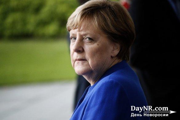 Какие сигналы Меркель передала США на встрече с Путиным