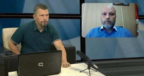 Владимир Рогов. Постукраинское пространство, или территория терроризма