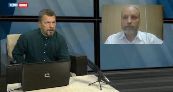 Владимир Рогов. ЗаНоЗа: Запрещенные новости Запорожья