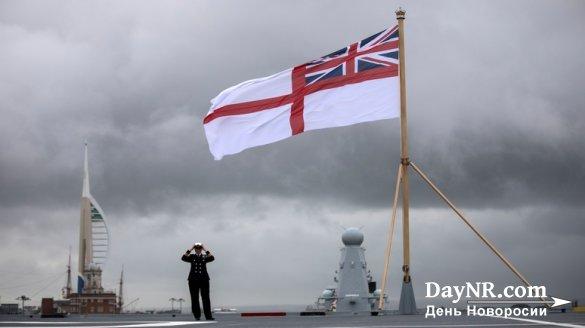 «The Sun». Британские военные грозят России с борта нового авианосца