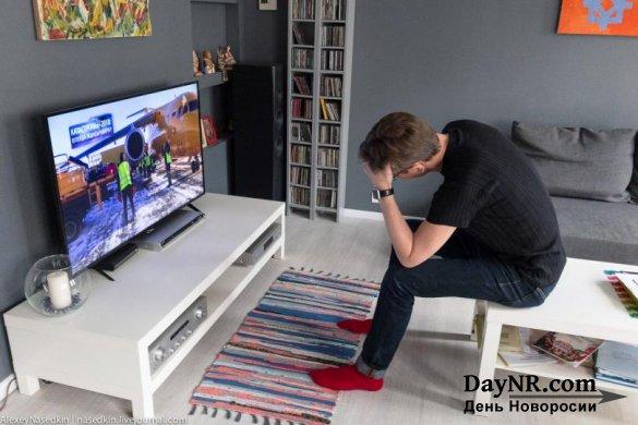 Российское телевидение как оружие деградации общества