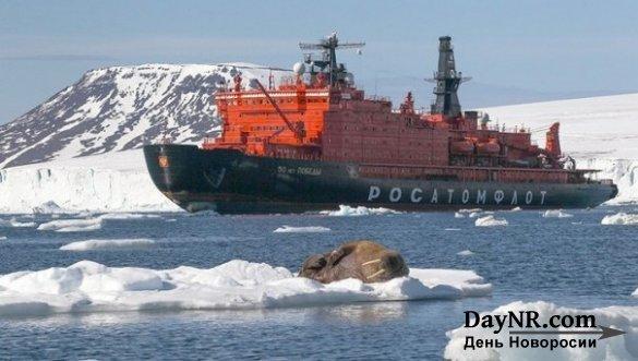 Ходить по Северному морскому пути можно будет только с разрешения России