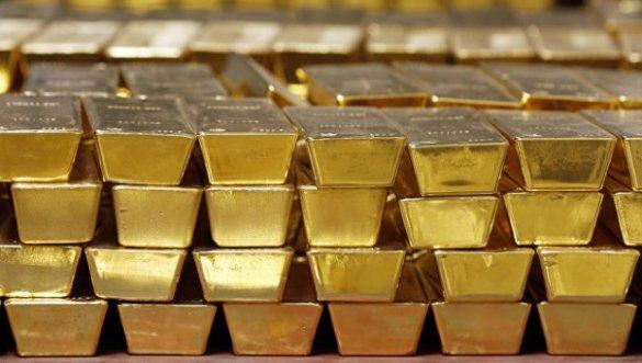 Банк России увеличил запасы золота до нового рекорда