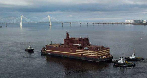 Плавучая атомная станция — недооцененный успех России