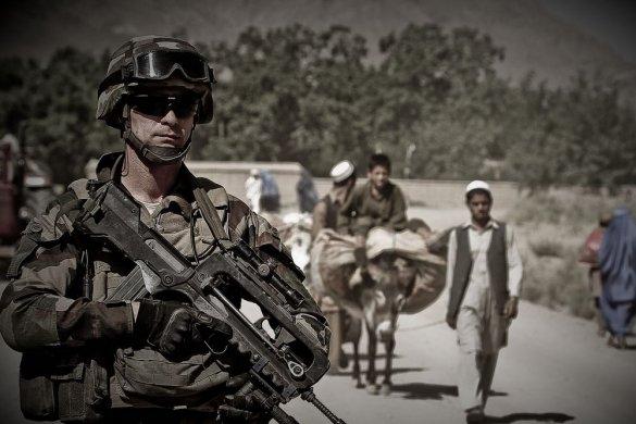 Вашингтон призывает союзников войти в Сирию