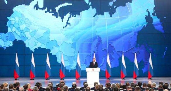 Реакция немцев на речь Владимира Путина