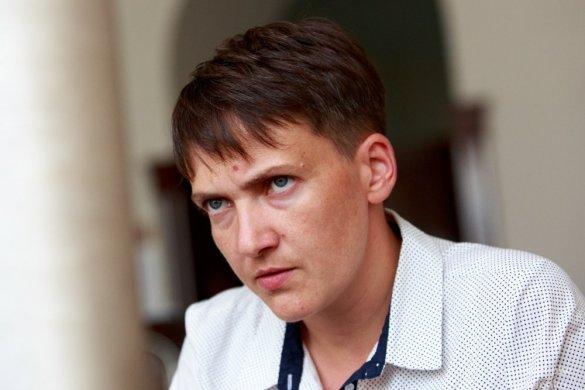 Надежда Савченко. «Не бойтесь! Потому что гнить — это хуже чем гореть»