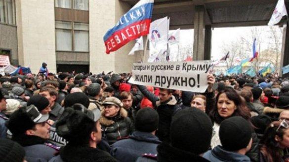 Меджлис готовил масштабное кровопролитие в Крыму