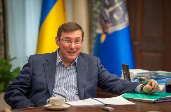 Генпрокурор Украины нашел виновного в «аннексии Крыма»