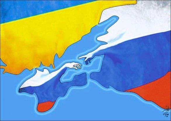«Зачем Россия забрала Крым? Потому что могла»