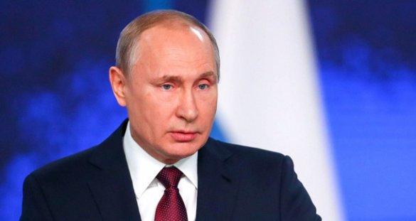 Александр Халдей. Путин обратился к нации с сообщением о том, что отступление закончено