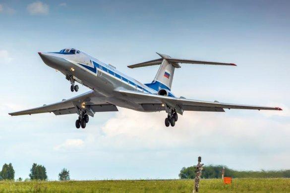Испытания уникального самолета российских военных попали на видео