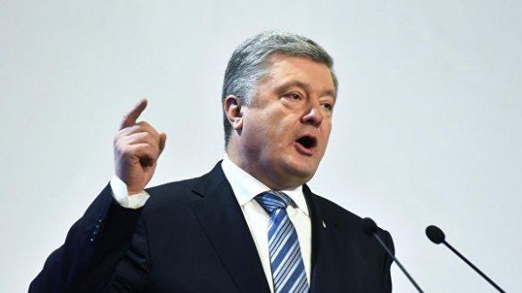 Пётр Порошенко обвинил Юрия Бойко в попытке посадить Киев на газовую иглу России