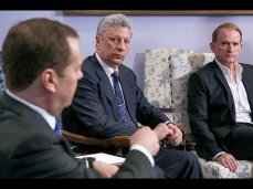 О встрече Бойко с Медведевым