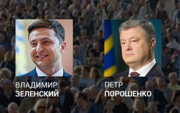 Владимир Скачко. Зеленский и Порошенко едины: В Донбассе мира не будет