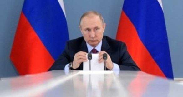 Конец Хитрого Плана Путина