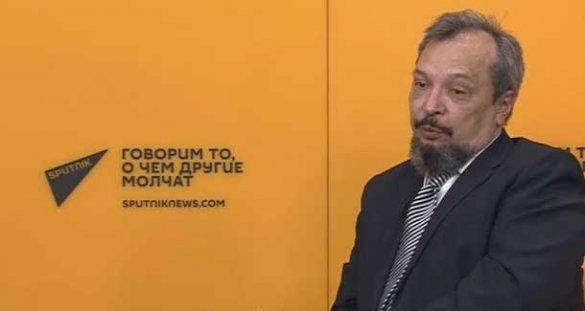 Борис Марцинкевич. Арктика как полигон для строительства многополярного мира