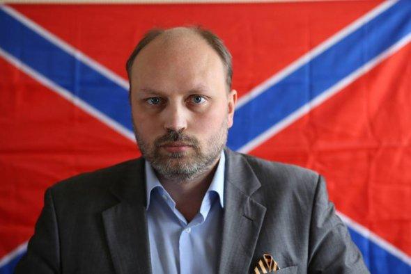 Владимир Рогов ждёт победную Пасху